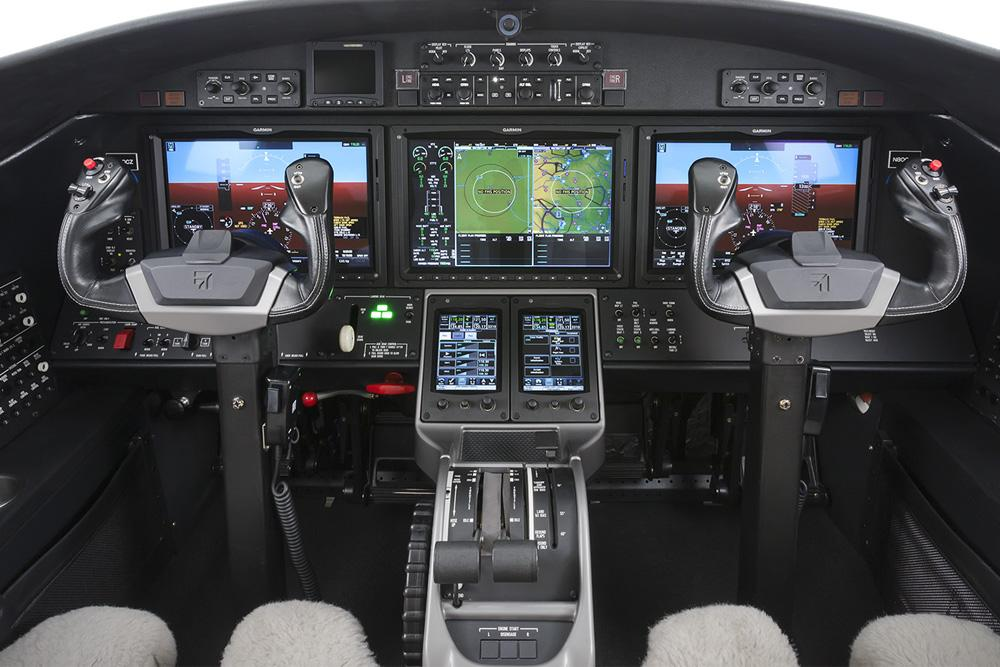 самолет Cessna Citation CJ3